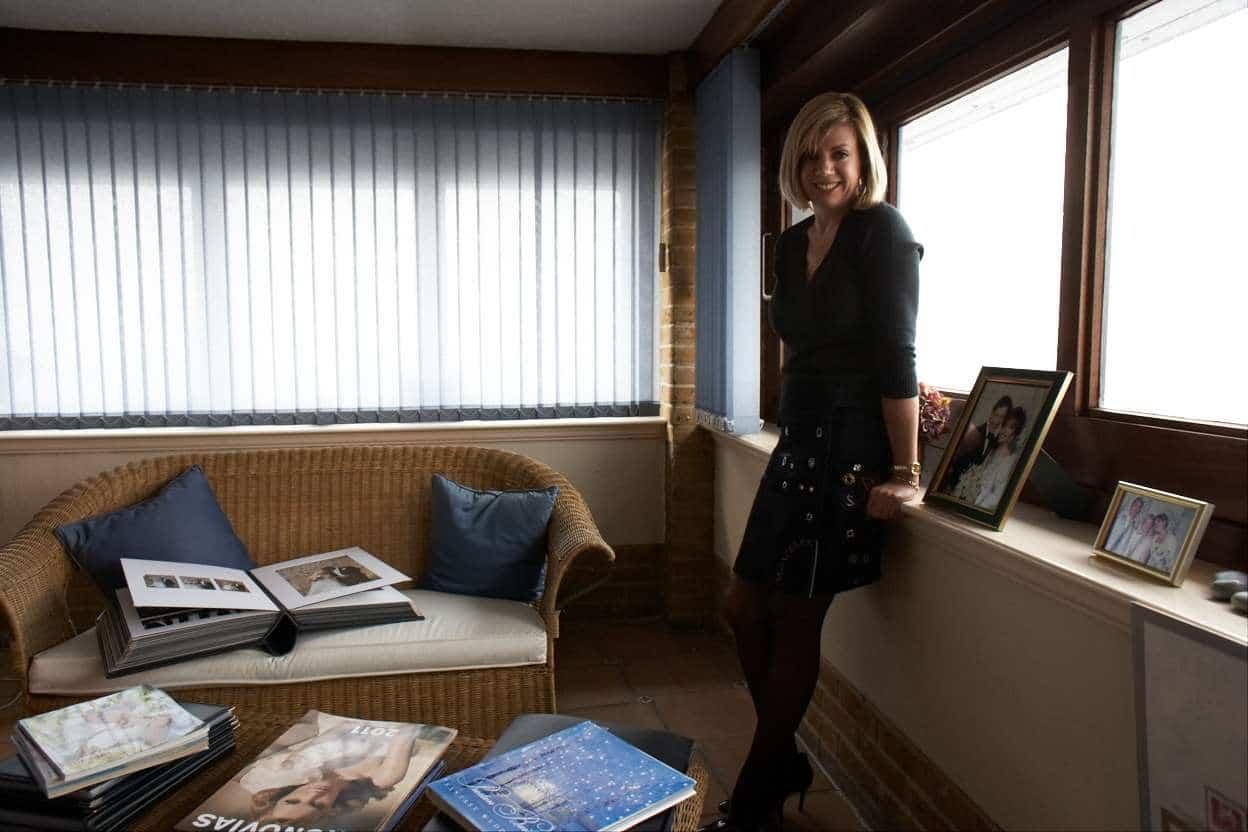 Siobhan Craven robins Wedding Planner Celebrity
