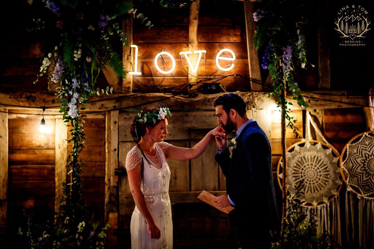 UK destination Kent Wedding