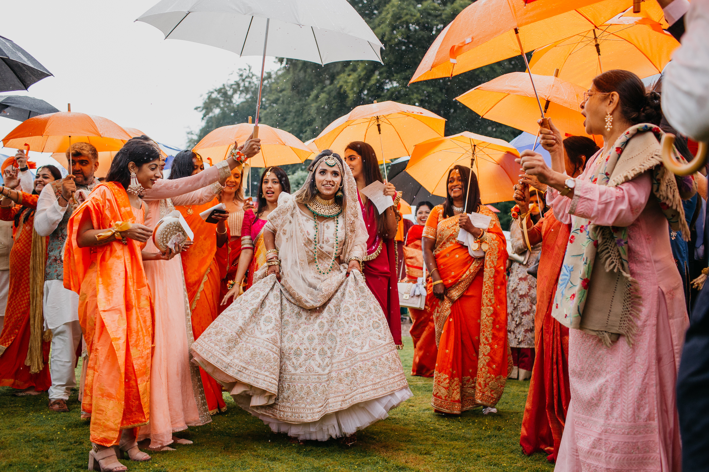 indian british fusion wedding
