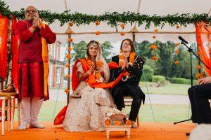 hindu british wedding