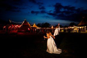 Oxford tipi wedding