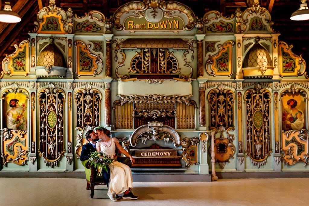 Kent barn wedding