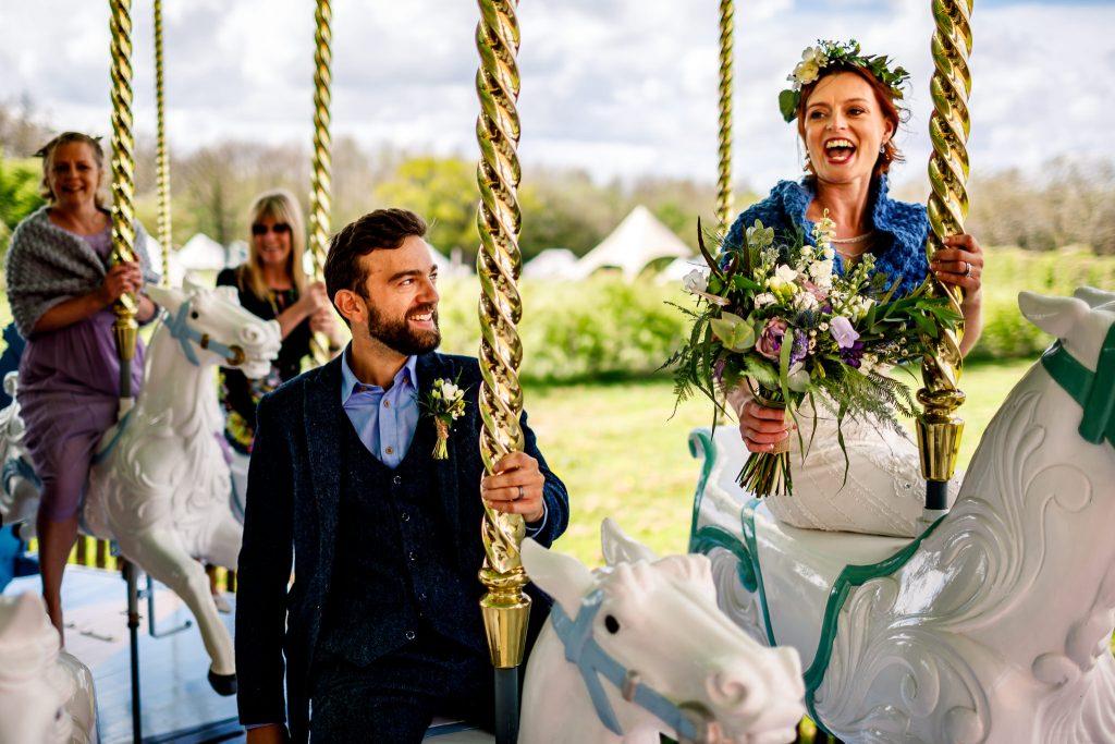 Wedding carousel