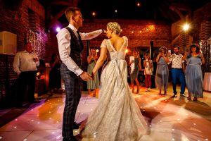 Waxham Barn Wedding