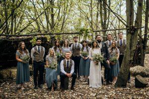 Eco wedding
