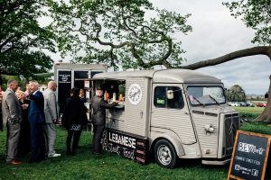 Beyroots food truck for weddings